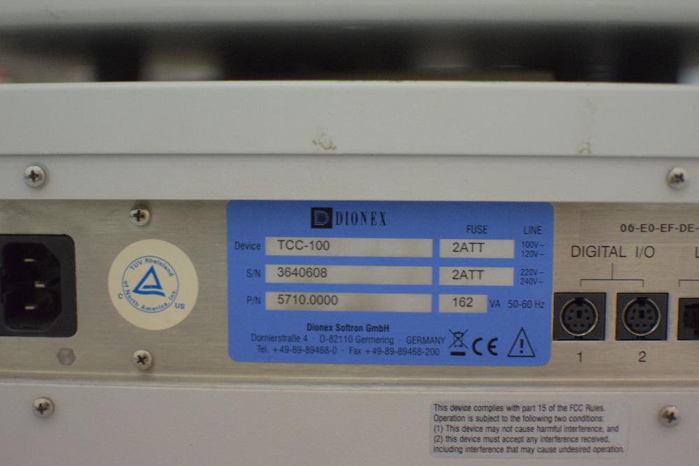 Dionex P680a LGP-4 HPLC Pump