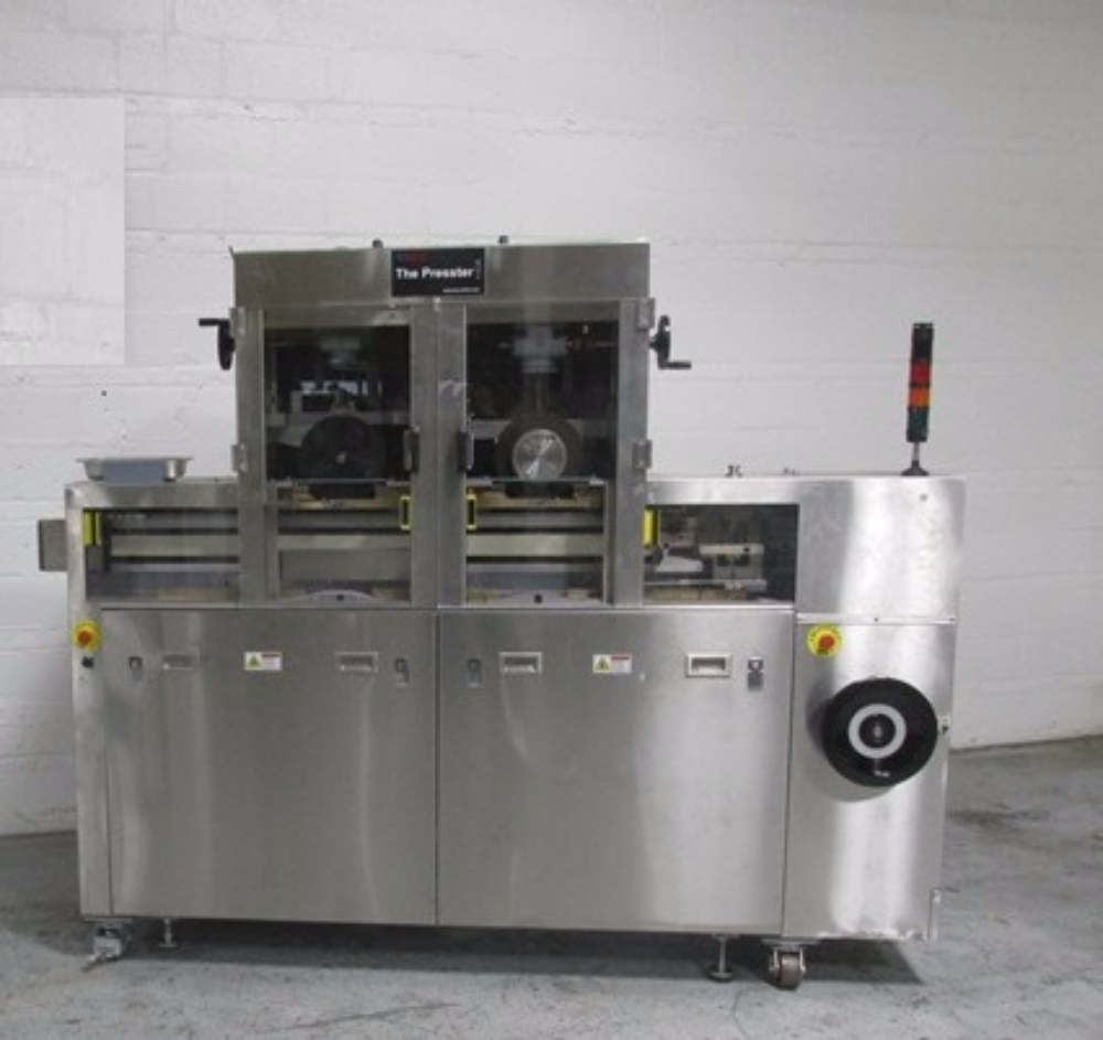 MCC Presster Tablet Press Replicator