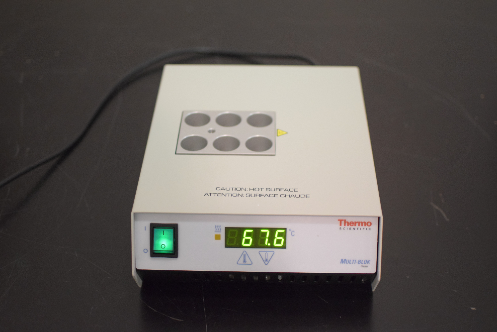 Thermo Scientific 2000Q Dri-Bath Block Heater