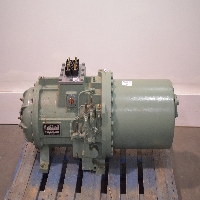 Hitachi 5001SC-H Thermally Protected Compressor