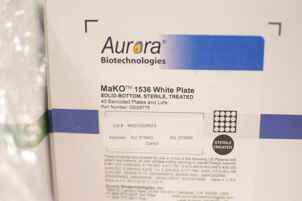 Aurora BioTech Microplates