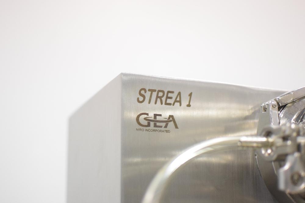 GEA Niro Strea 1 Fluid Bed Dryer
