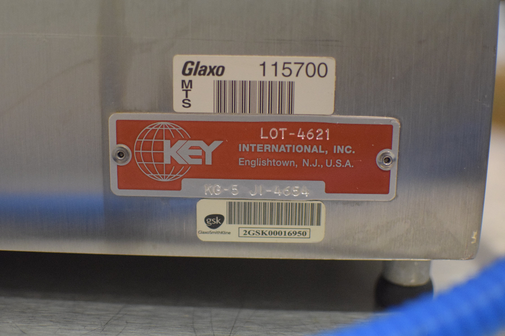 Key International  KG-5 High Shear Granulator