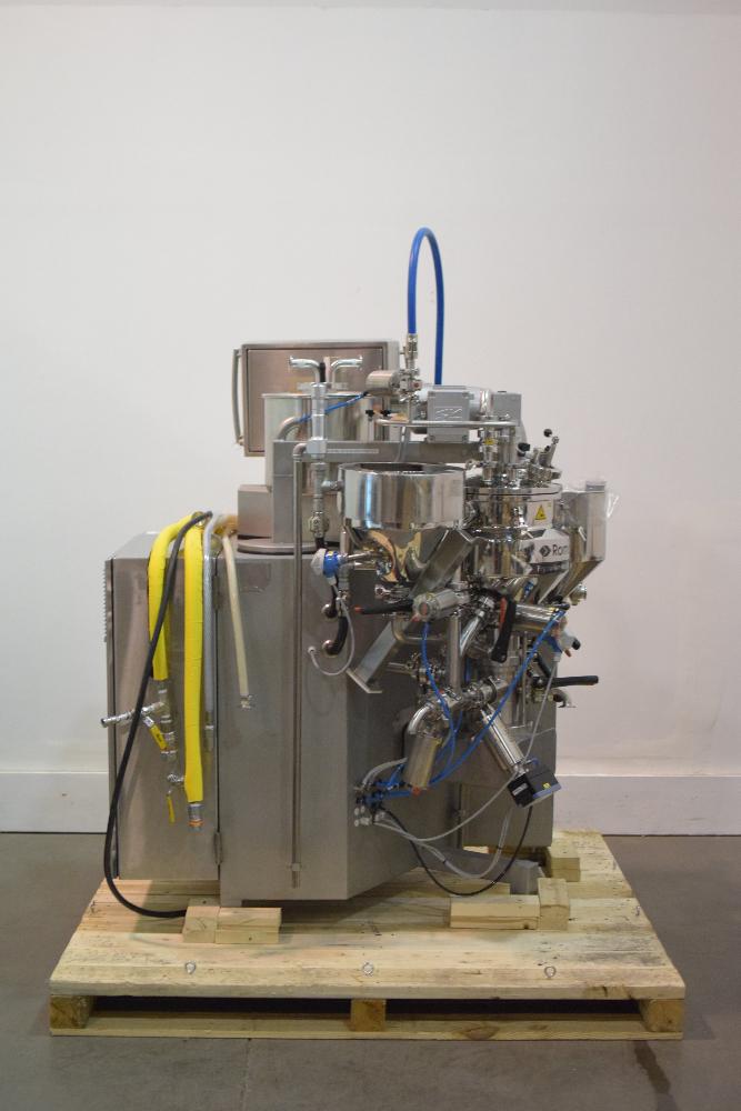 Romaco Fryma Koruma Dinex Lab Homogenizer