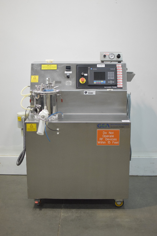 GEA Niro Pharma Systems PMA-1 High Shear Processor