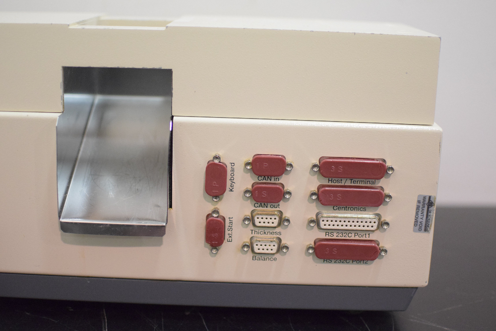 Dr. Schleuniger 8M Tablet Hardness Tester
