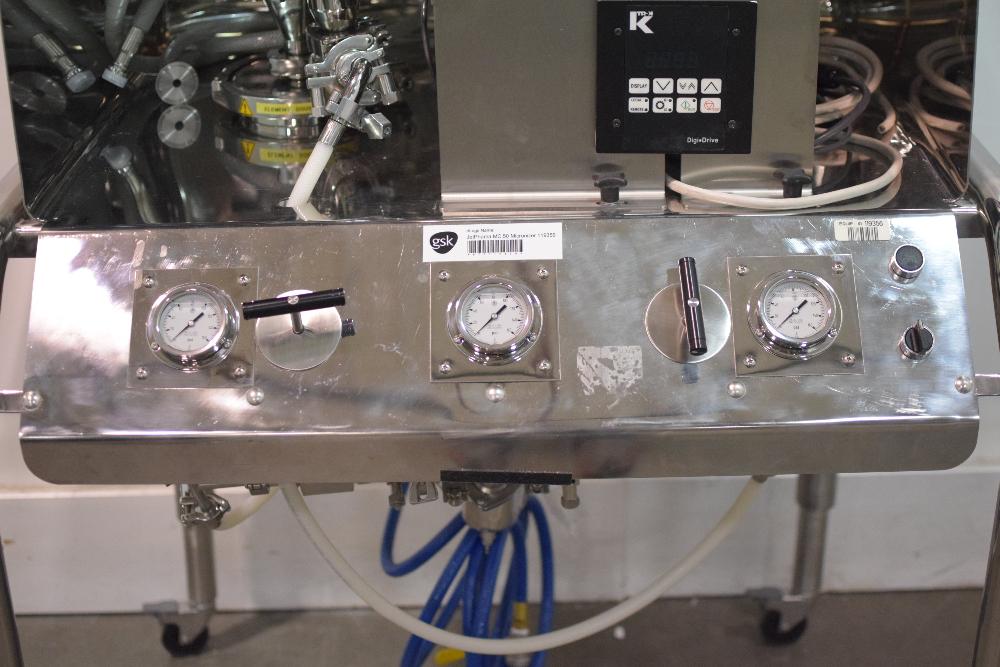 Jet Pharma MC-50 Micronizer