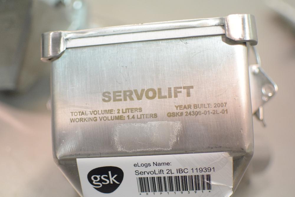 Servolift Desktop Lab IBC Desktop Blender