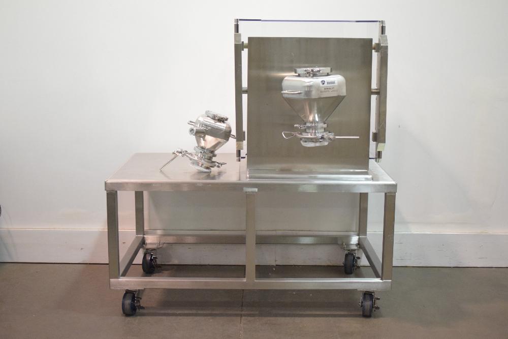Servolift Laboratory IBC Bin Blender