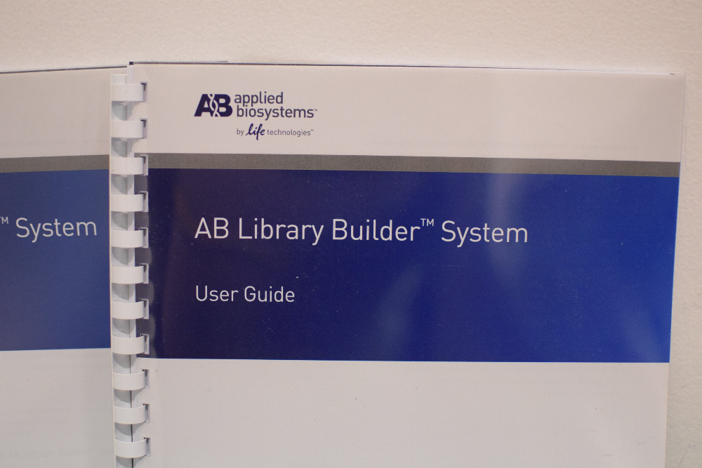 AB Library Builder System