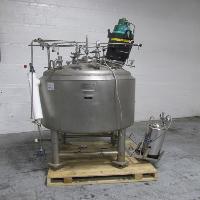 Lee Industries 200 Gallon Vacuum Tank, Model 200U