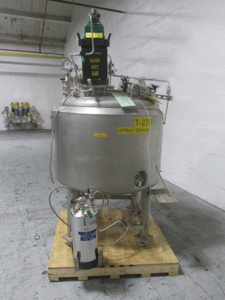 Lee Industries 200 Gallon Vacuum Tank, Model 200U