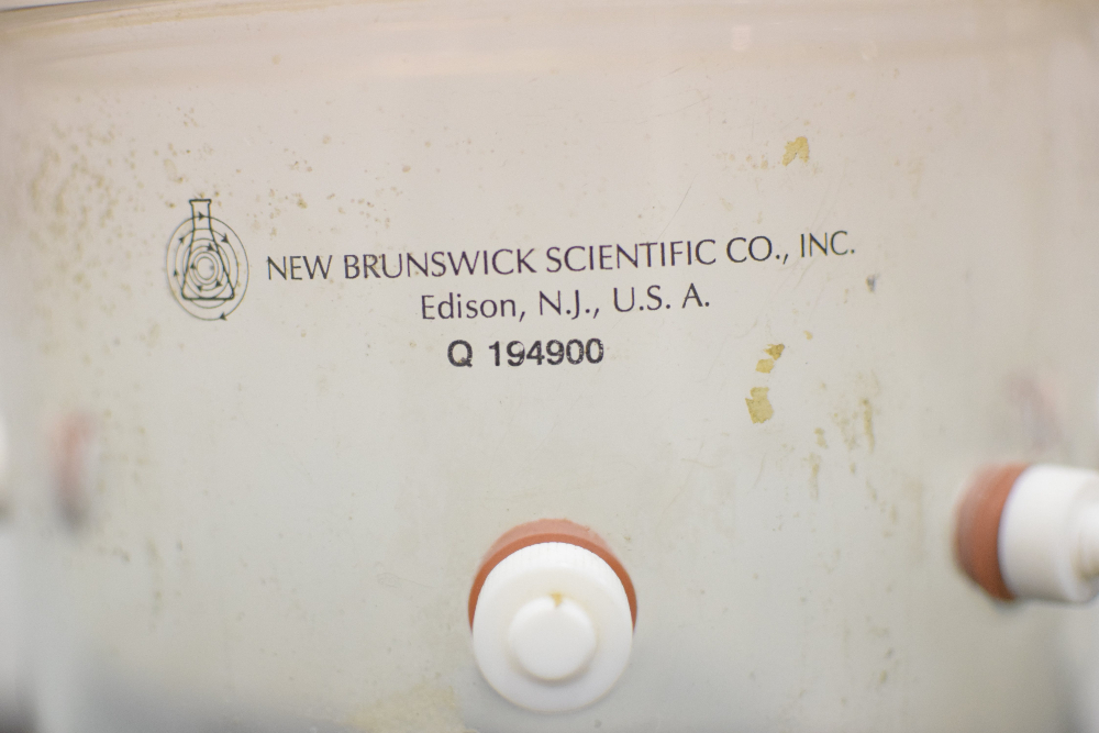 New Brunswick Scientific 10 liter Glass Vessel