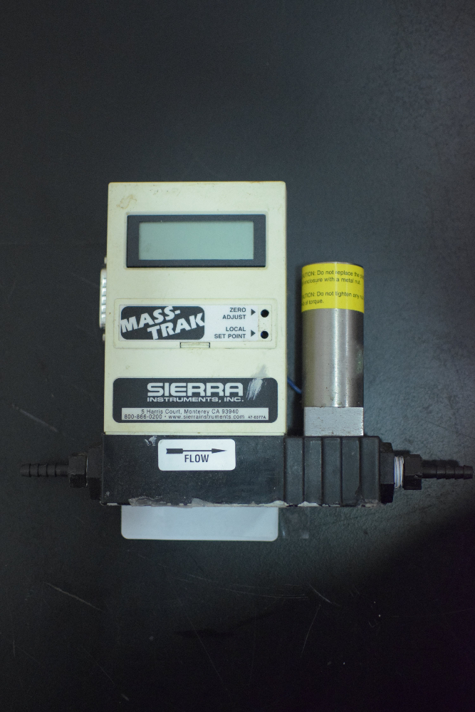 Sierra Instruments Mass Flow Meter