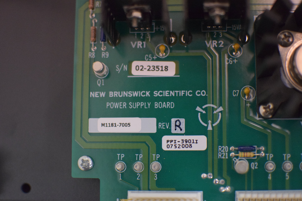New Brunswick Bioflo 3000 Power Supply Board