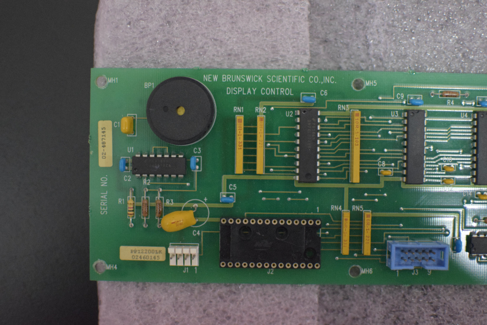 New Brunswick Bioflo 3000 Display Control Board
