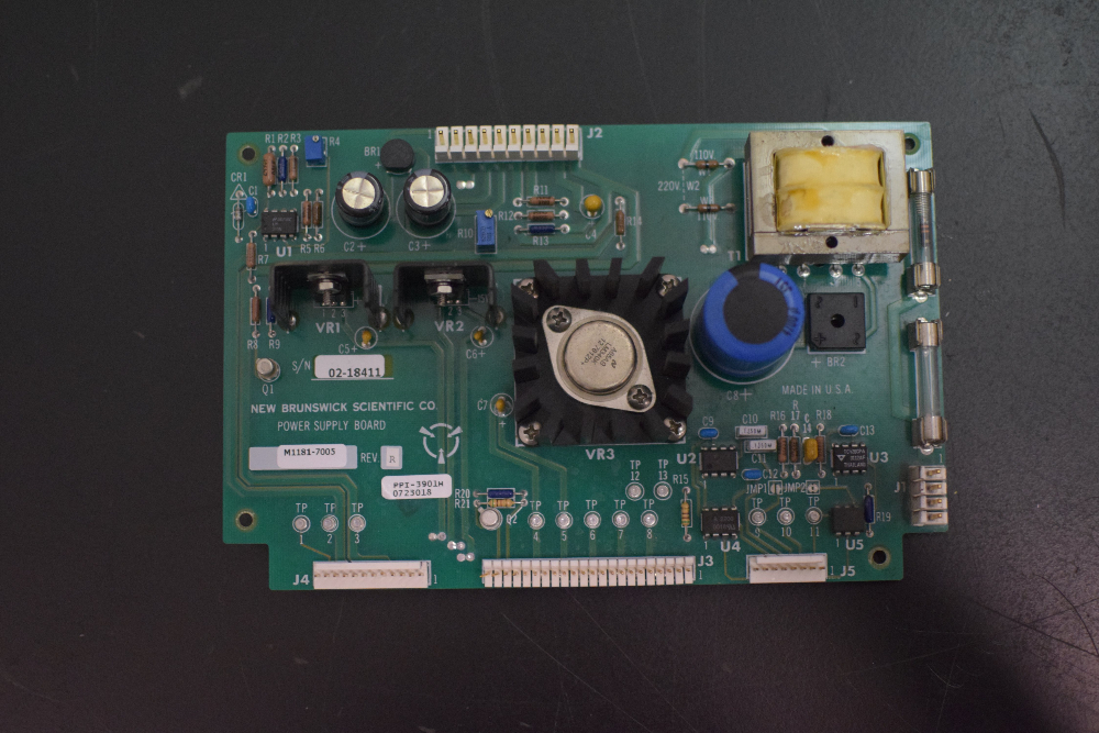 New Brunswick Bioflo 3000 Power Supply PCB Board