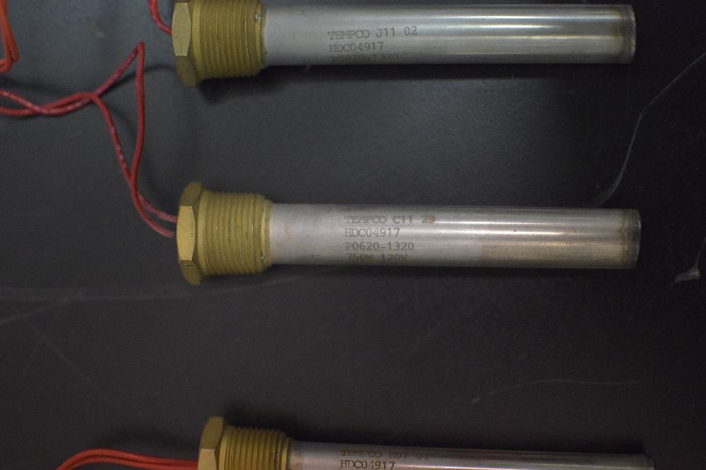 Lot of New Brunswick Bioflo 3000 Temperature Sensors