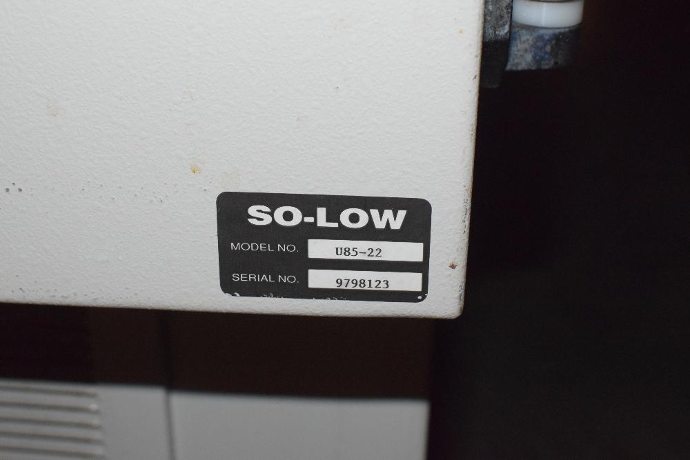 So-Low U85-22 Ultra-Low Upright Freezer