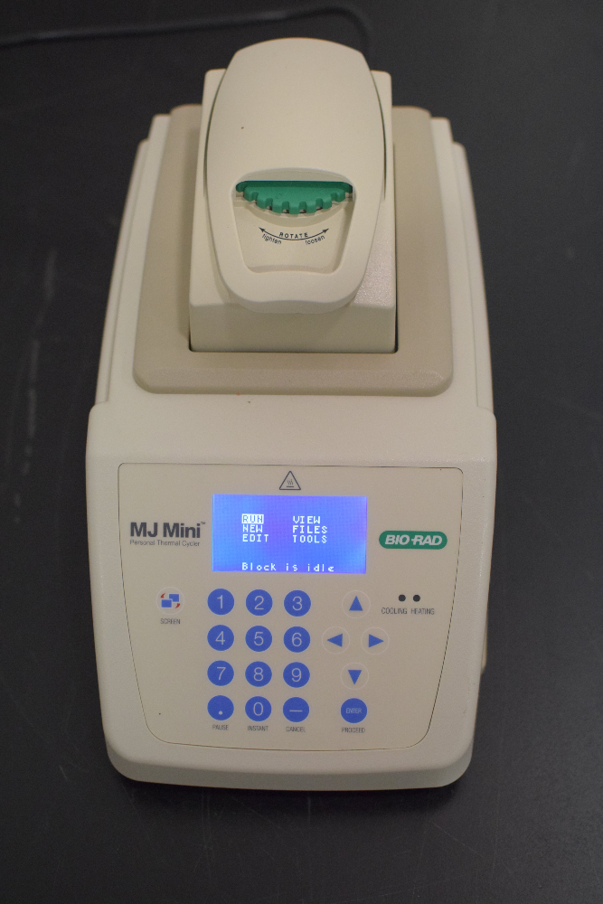 Bio Rad PTC-1148 MJ Mini Thermal Cycler