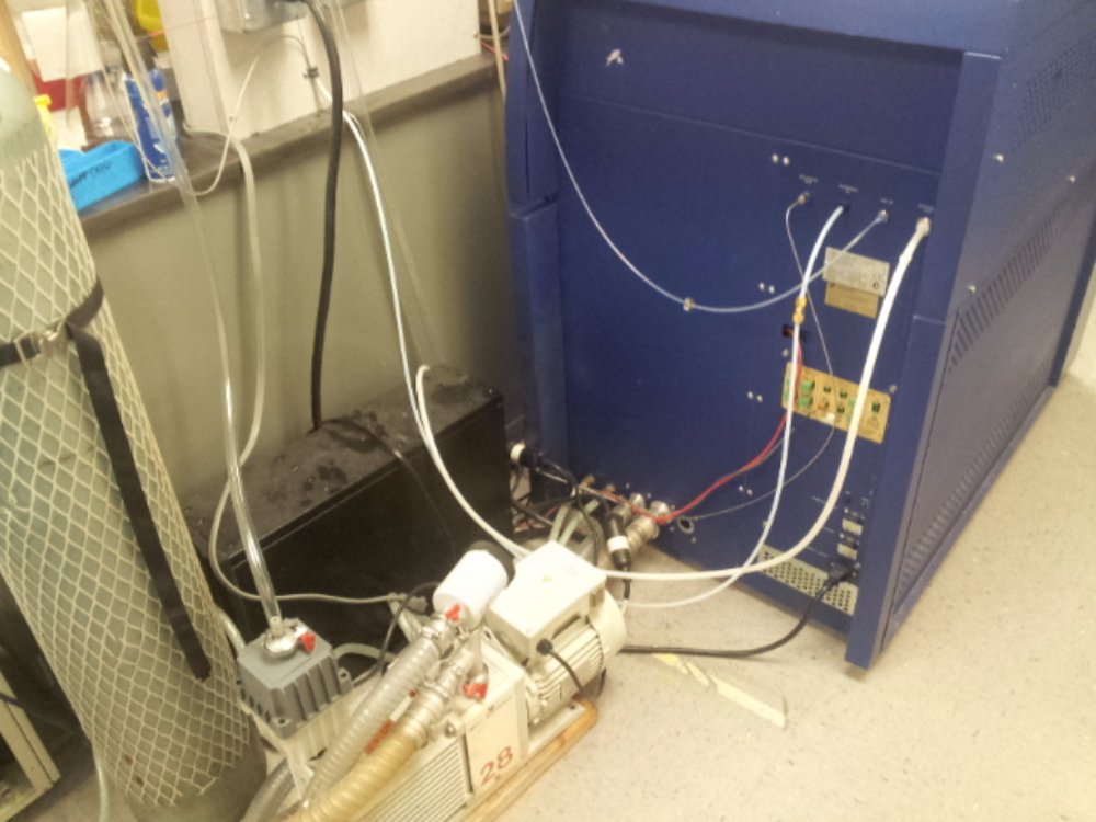 Waters Micromass Q-TOF API-US Mass Spectrometer