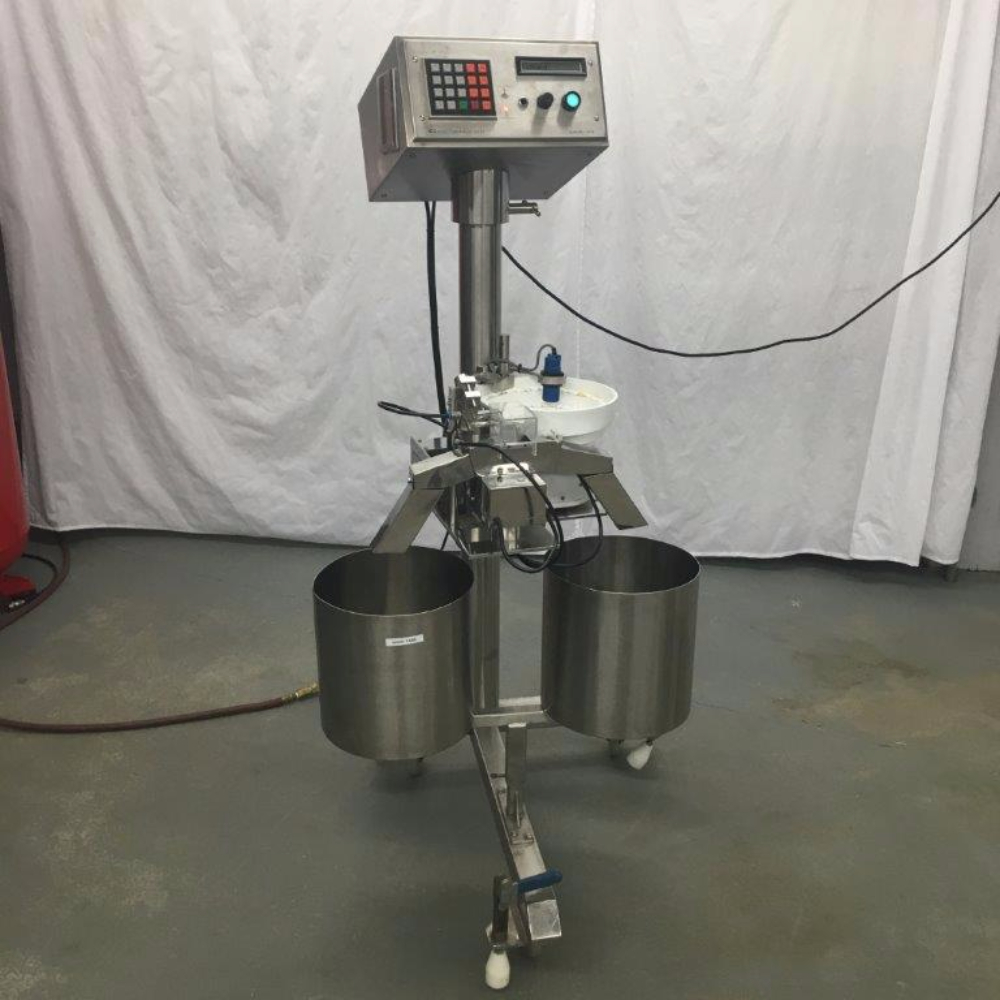 SADE P2 Automatic Tablet Check Weigh Unit