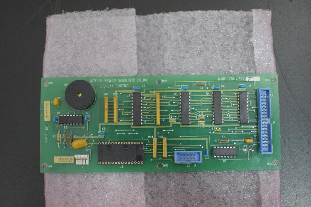 New Brunswick Bioflo 3000 Display Control Board