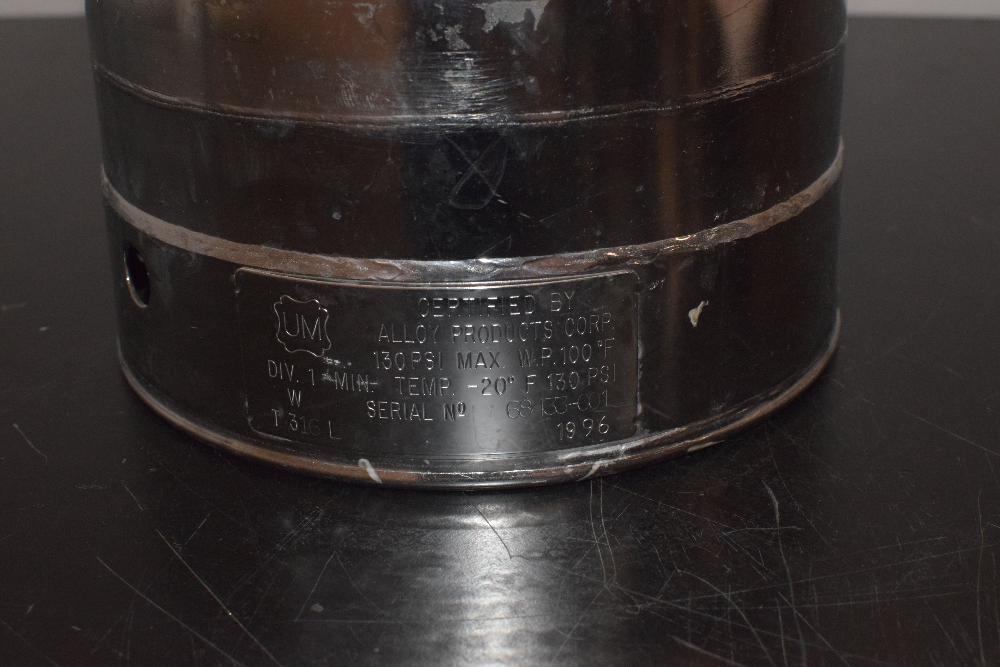Alloy Product  316L Small Pressure Vessel