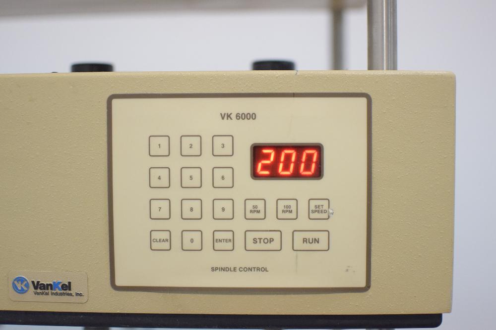 Vankel VK-6000 6 Spindle Dissolution Tester