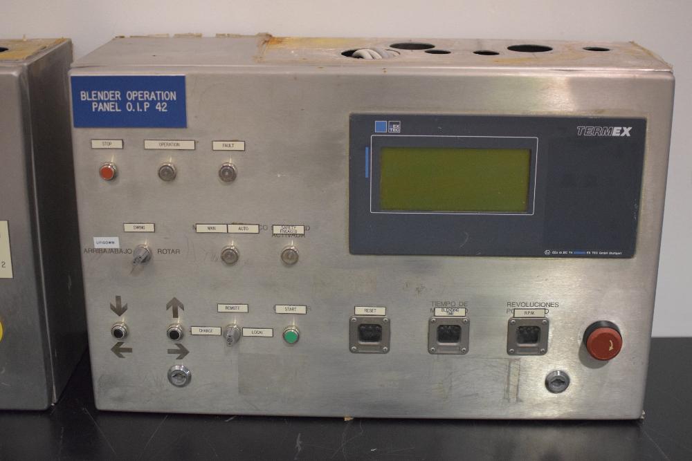 Bohle PM1000 EX Bin Blender