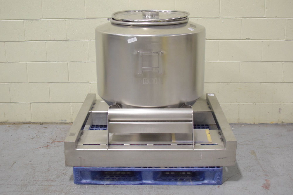 Bohle 400 Liter IBC Bin