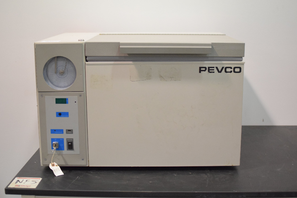 Revco ULT185-5-A32 Benchtop -80C Ultra Low Temp Freezer