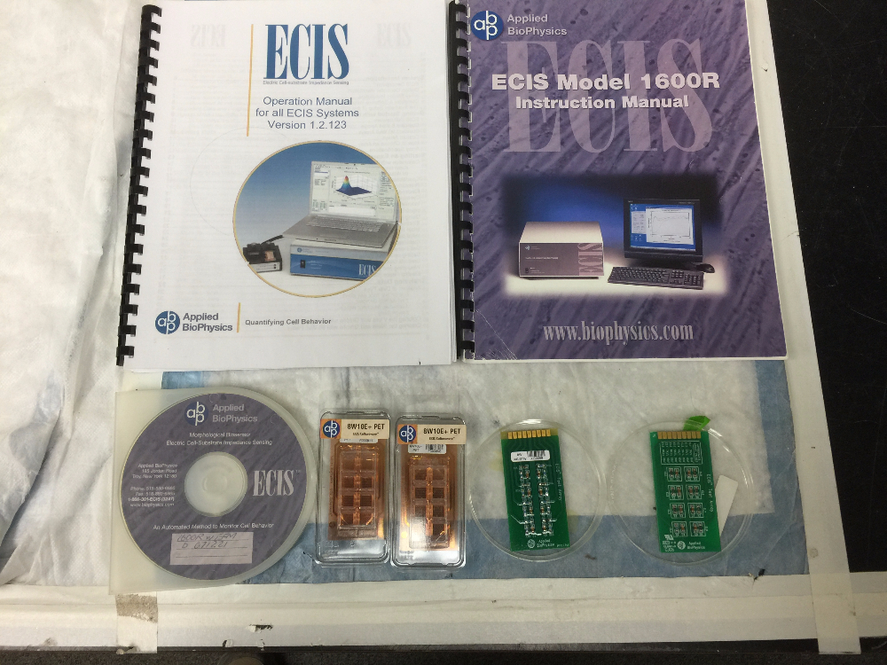 Applied BioPhysics ECIS 1600R