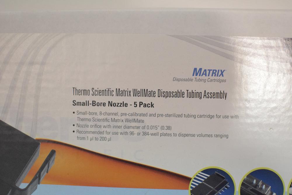 Matrix Wellmate Liquid Handler with Stacker