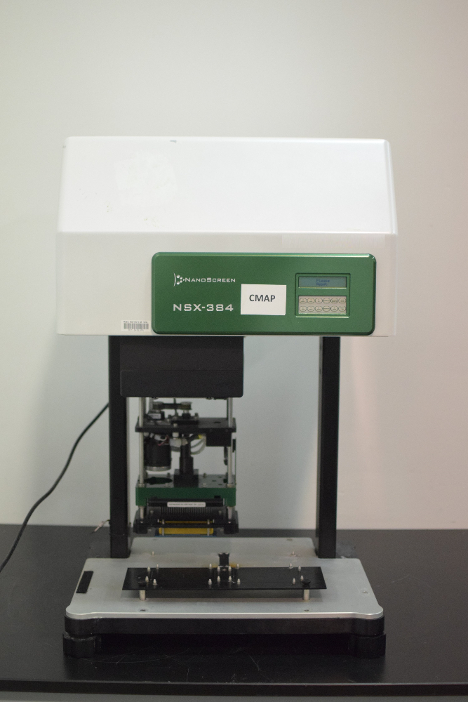 CCS Packard Nanoscreen NSX384 Multimek 96 Automated Liquid Handler
