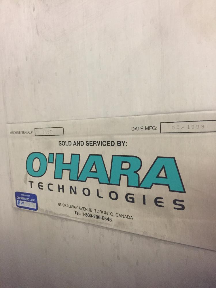 """O'Hara 60"""" Coating Pan"""