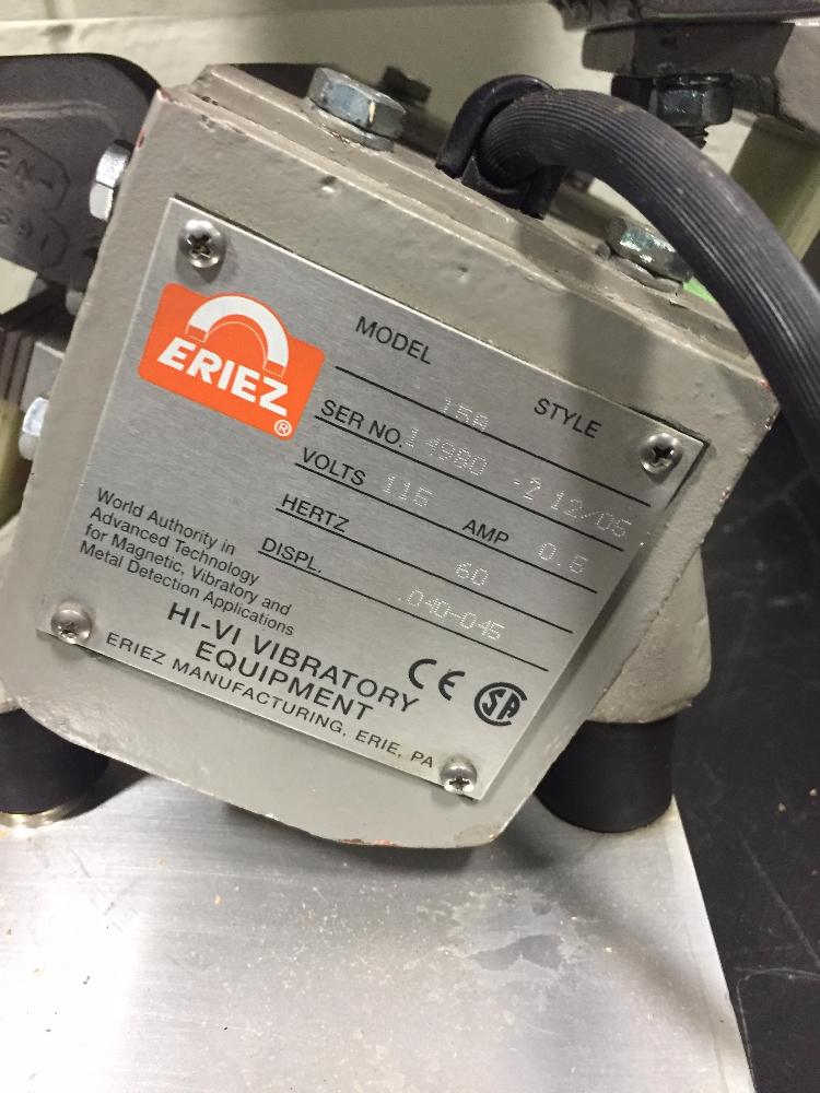 Eriez 158 Vibrator