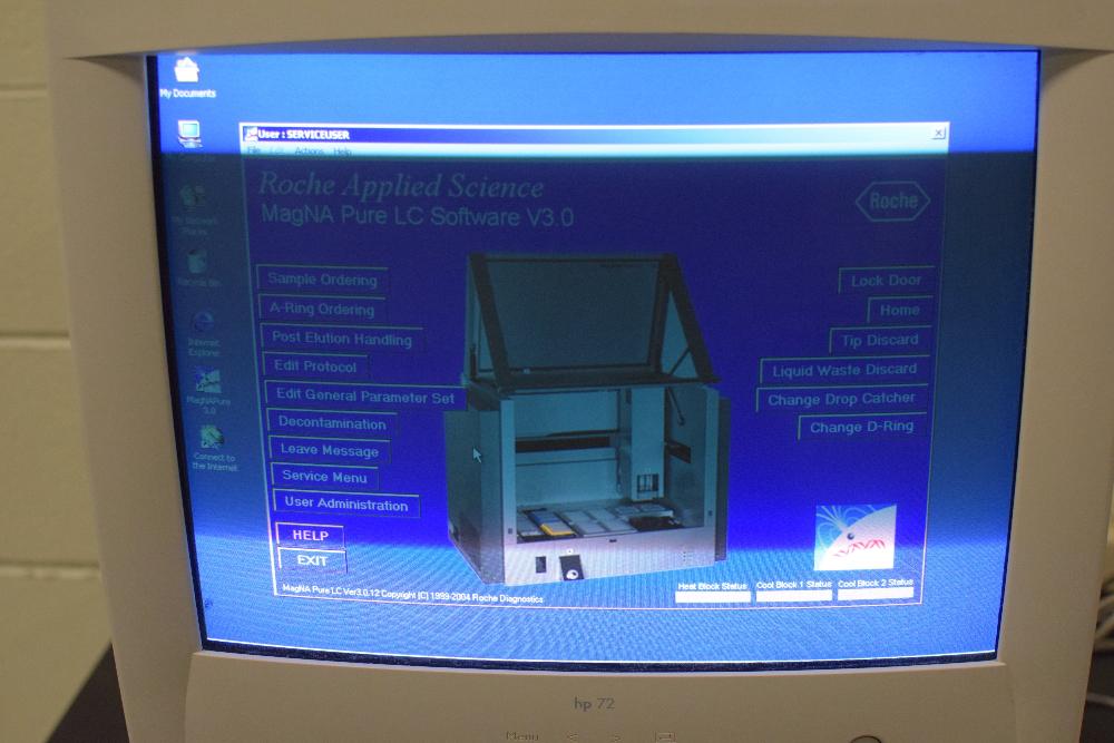 Roche MagNA Pure LC System