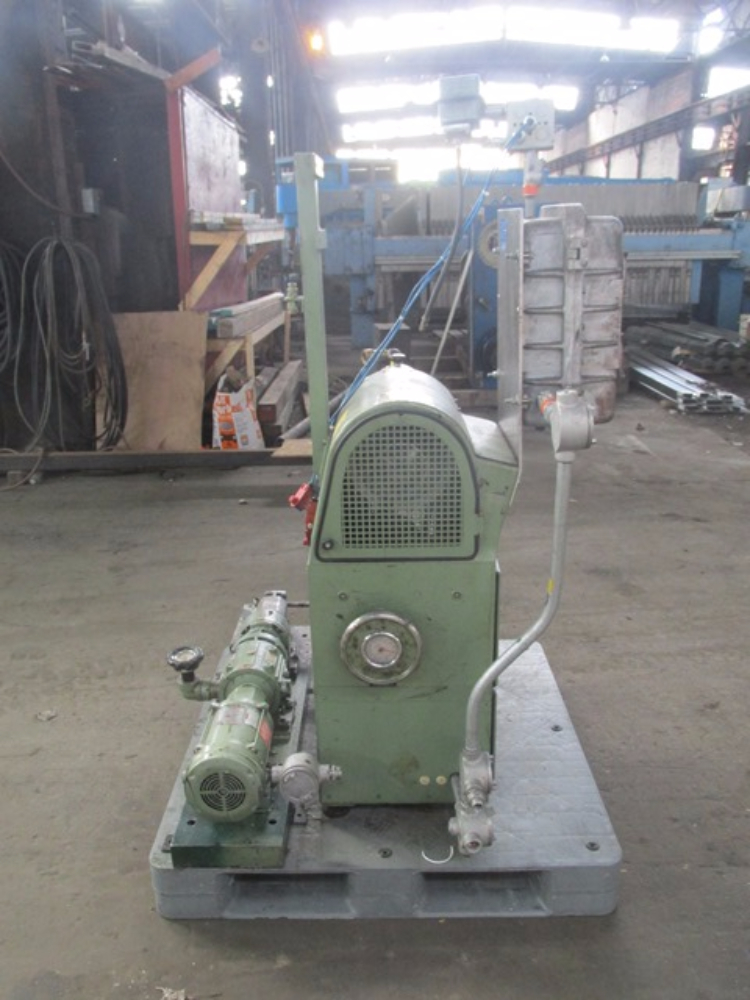 Netzsch LME-2 Molinex Mill