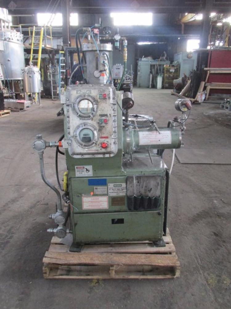 Netzsch LME-4 Molinex Mill