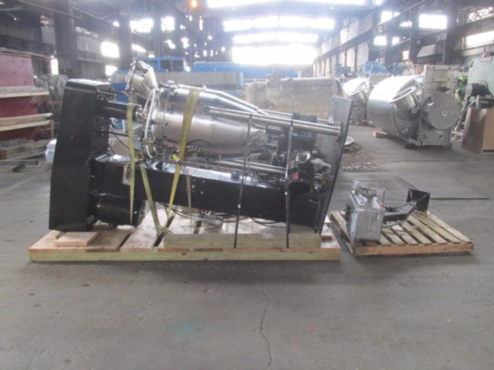 Netzsch PMDVC250 250 Liter Pre-Mix Disperser