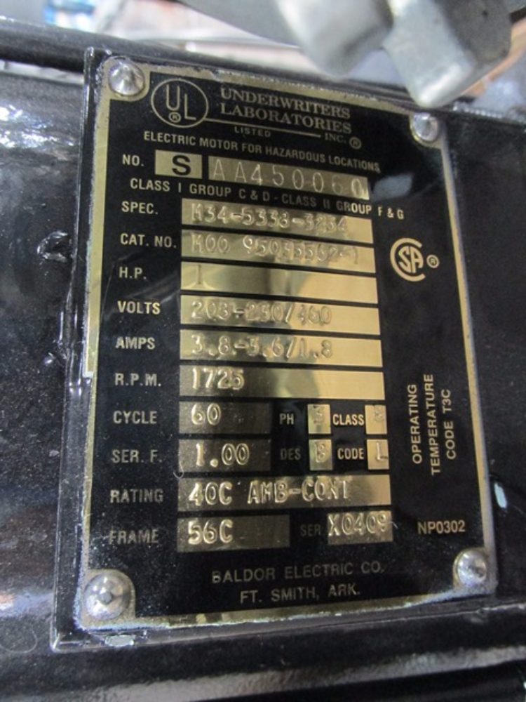Netzsch PMDVC50  Pre-Mixer Dispenser