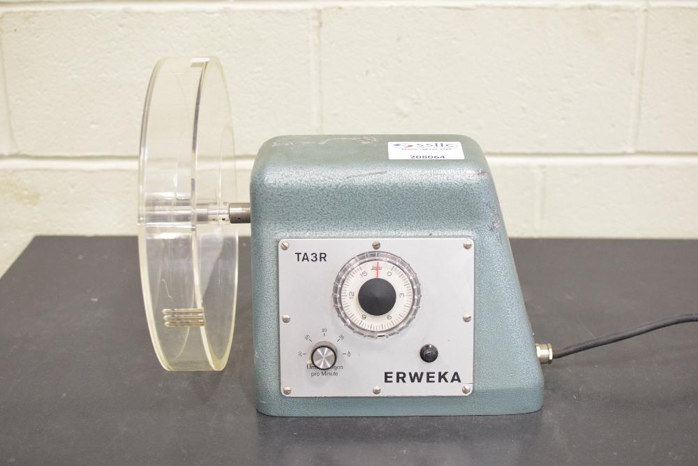 Erweka TA3R Friability Tester