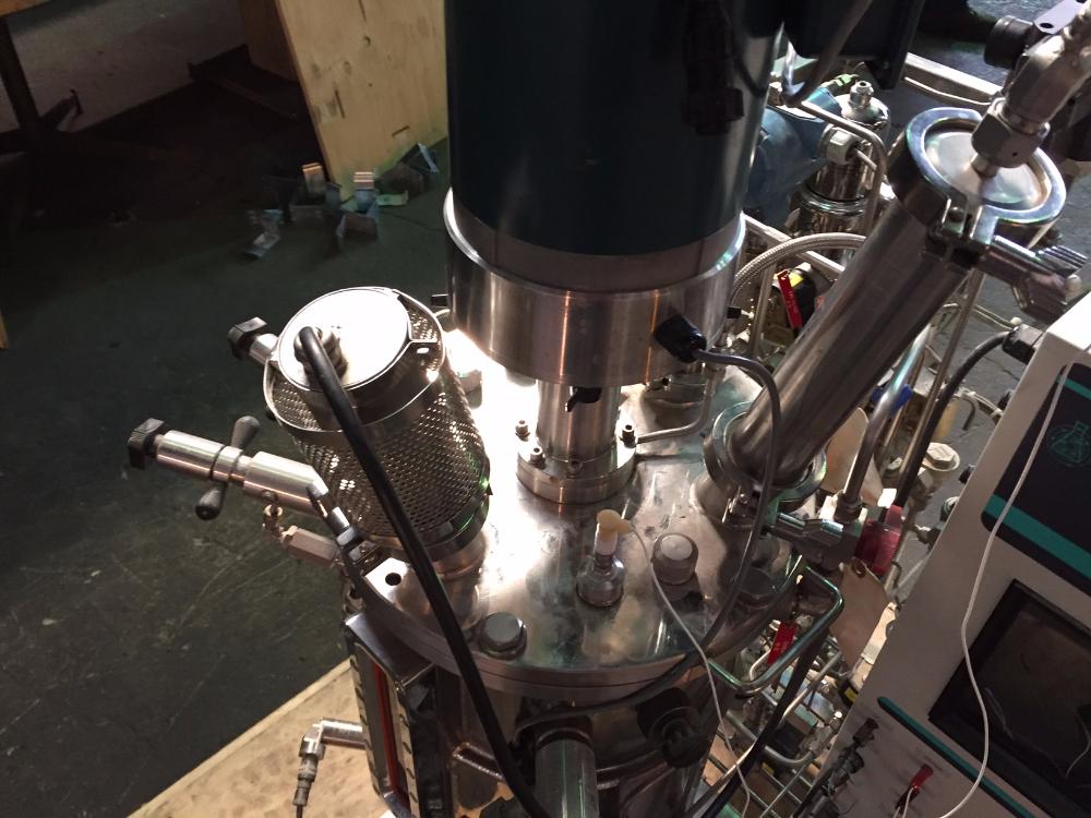 New Brunswick BioFLo 4500 Bioreactor