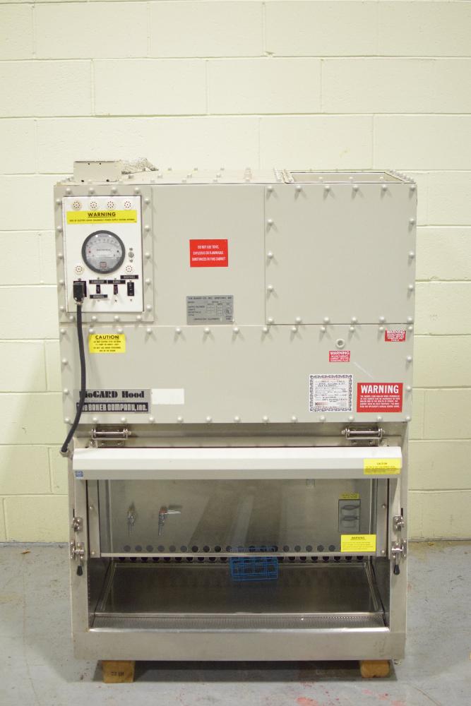 Baker BioGARD B-315 3' Biosafety Cabinet
