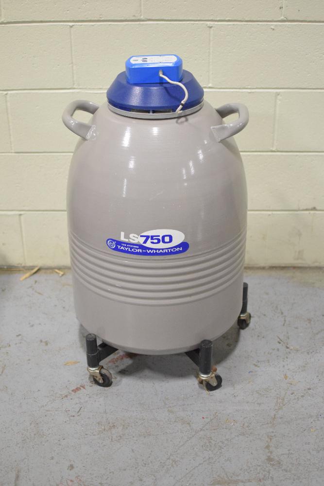 Taylor Wharton LS750 Liquid Nitrogen Dewer