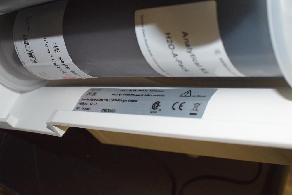 Sartorius Stedim Biotech Arium Pro-VF Water Purifier