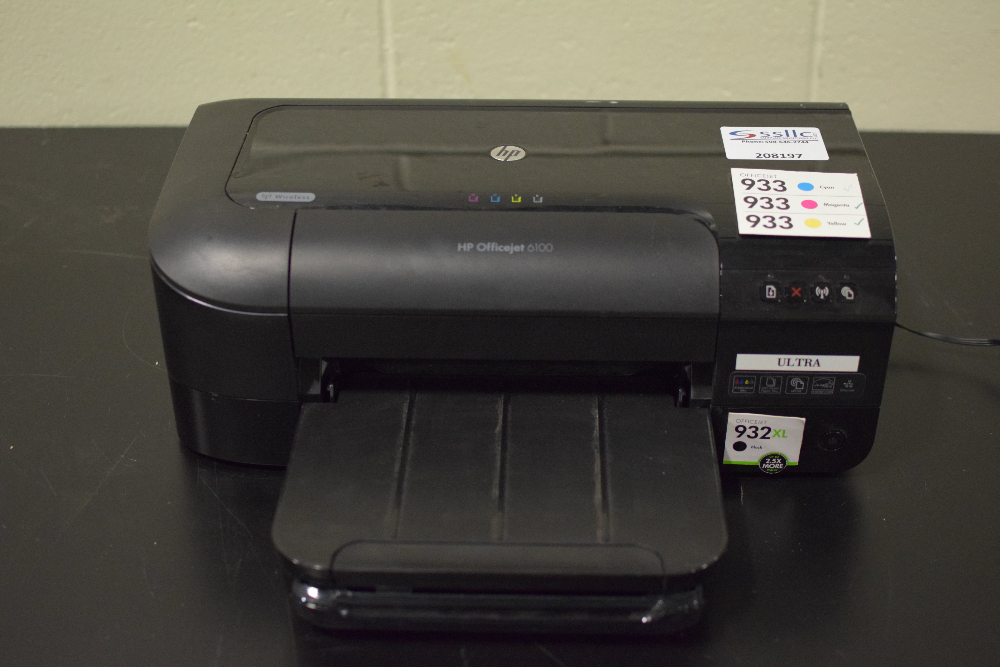 HP Deskjet 6100 Printer