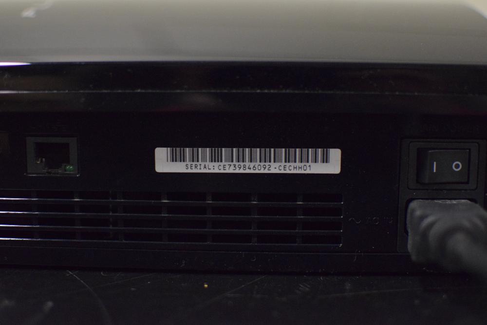 Sony Playstation 3 System