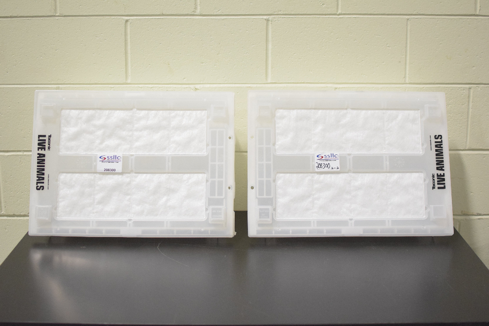 Taconic Live Animal Plastic Bins